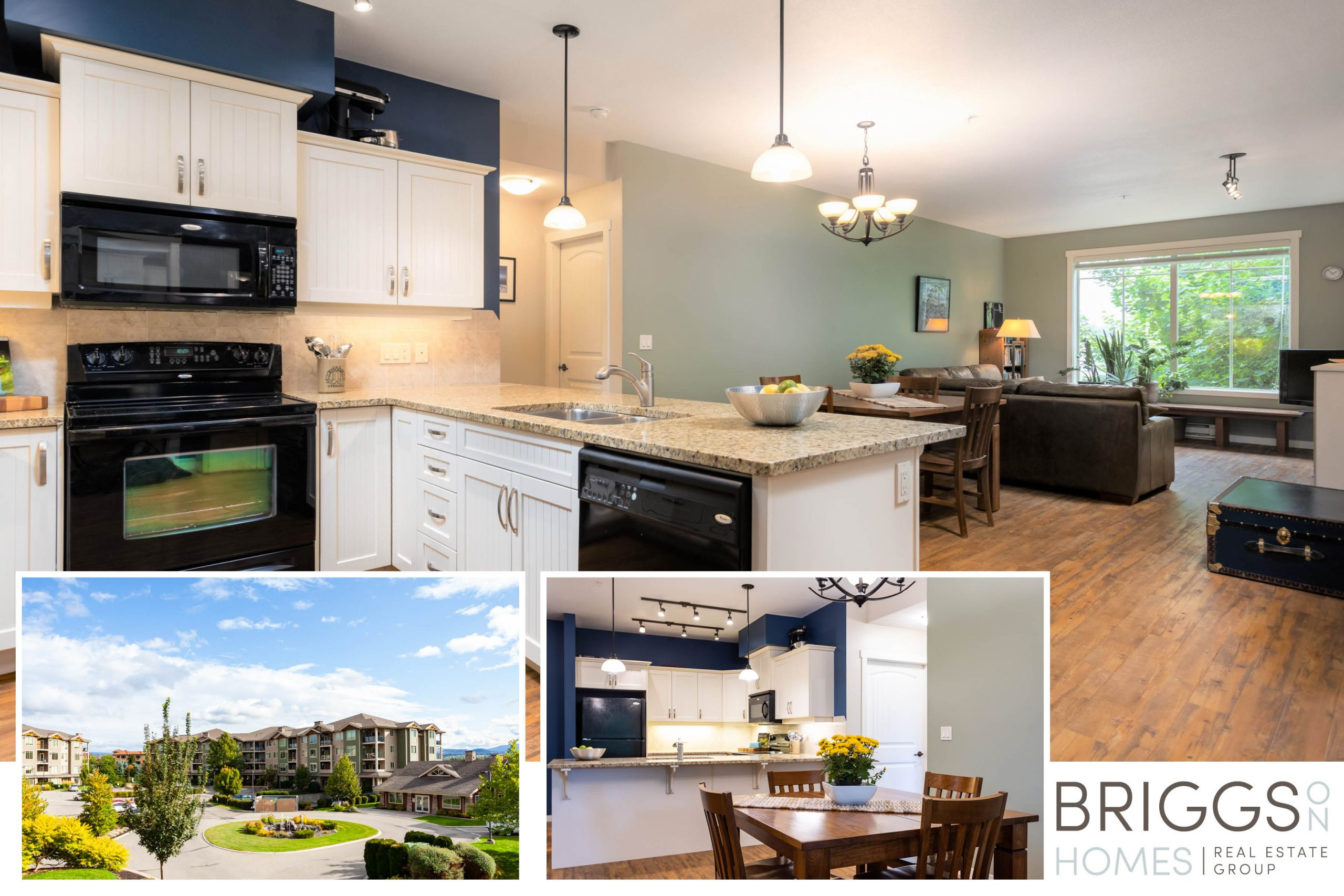 JUST SOLD! Two bedroom condo at Mission Meadows