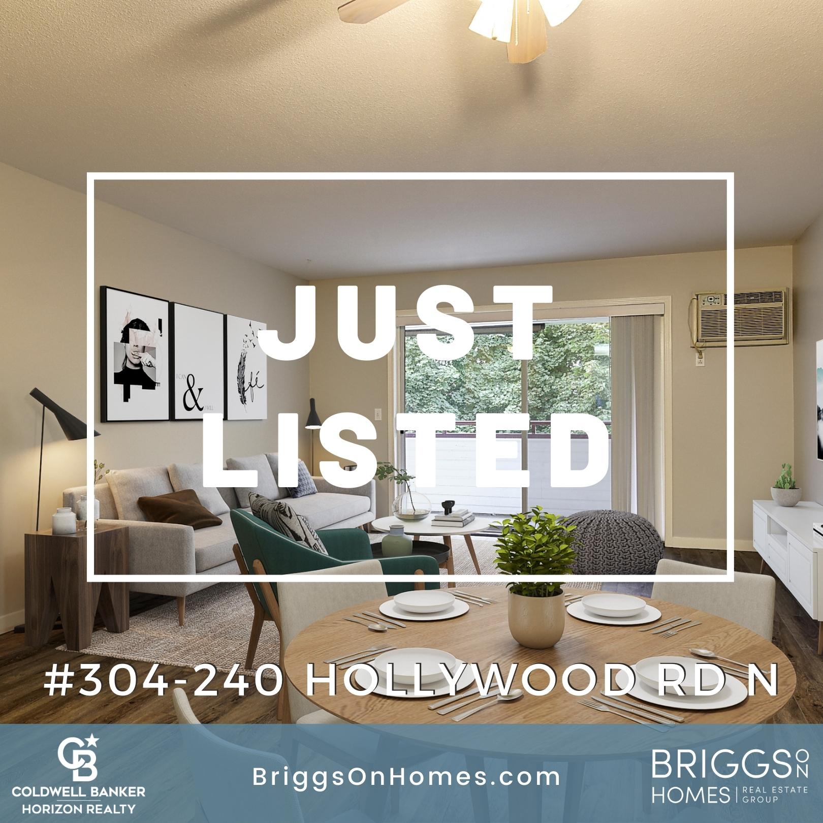 #304-240 Hollywood Road N