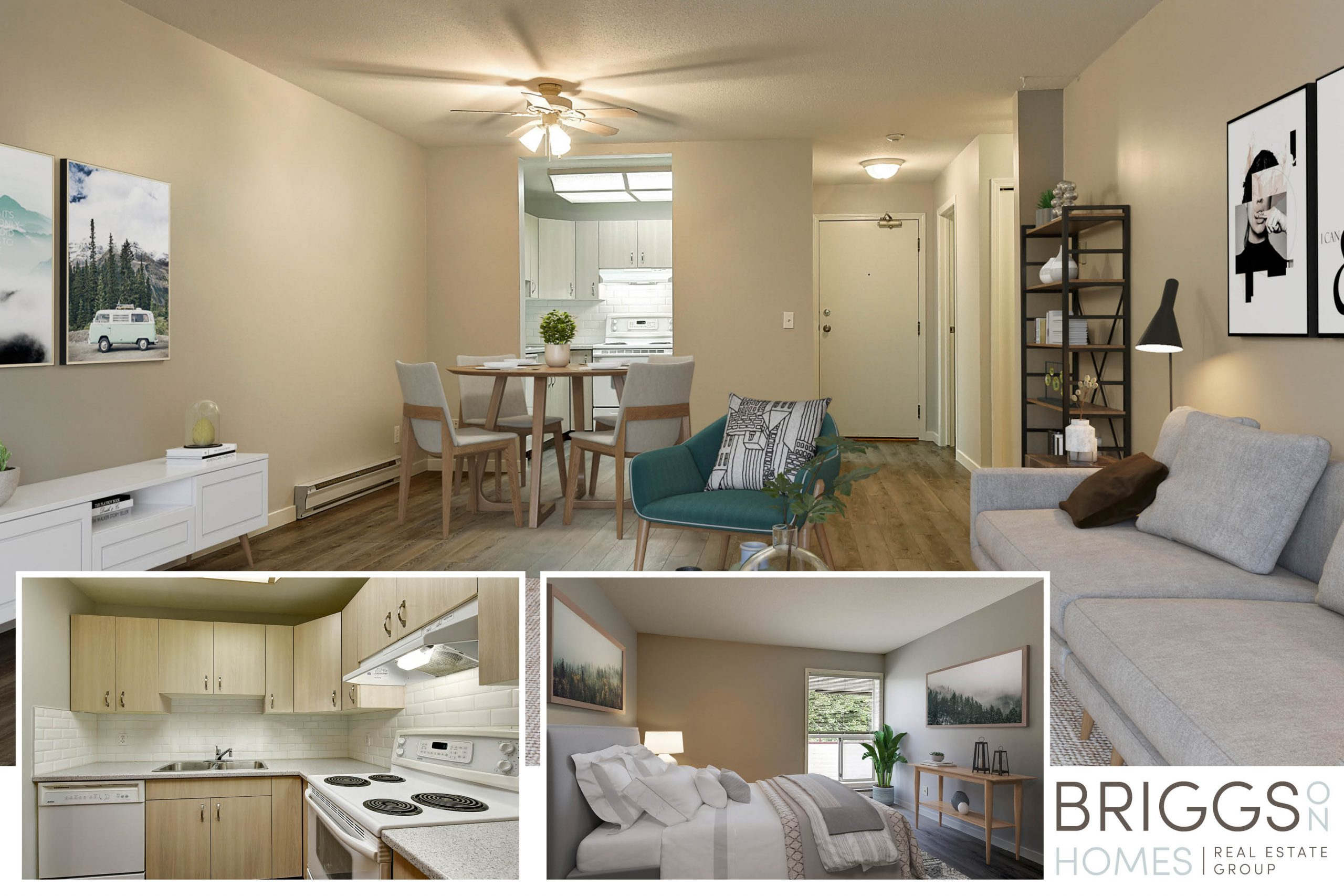 Just Sold! Updated condo
