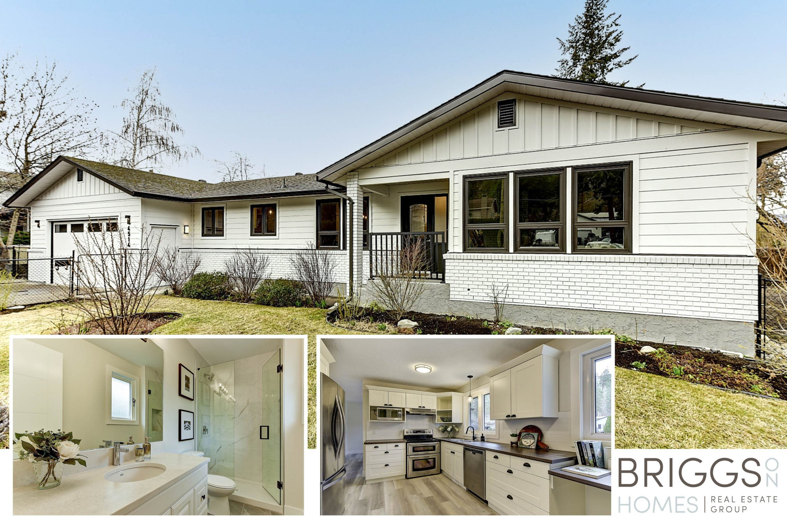 SOLD!Professionally renovated home