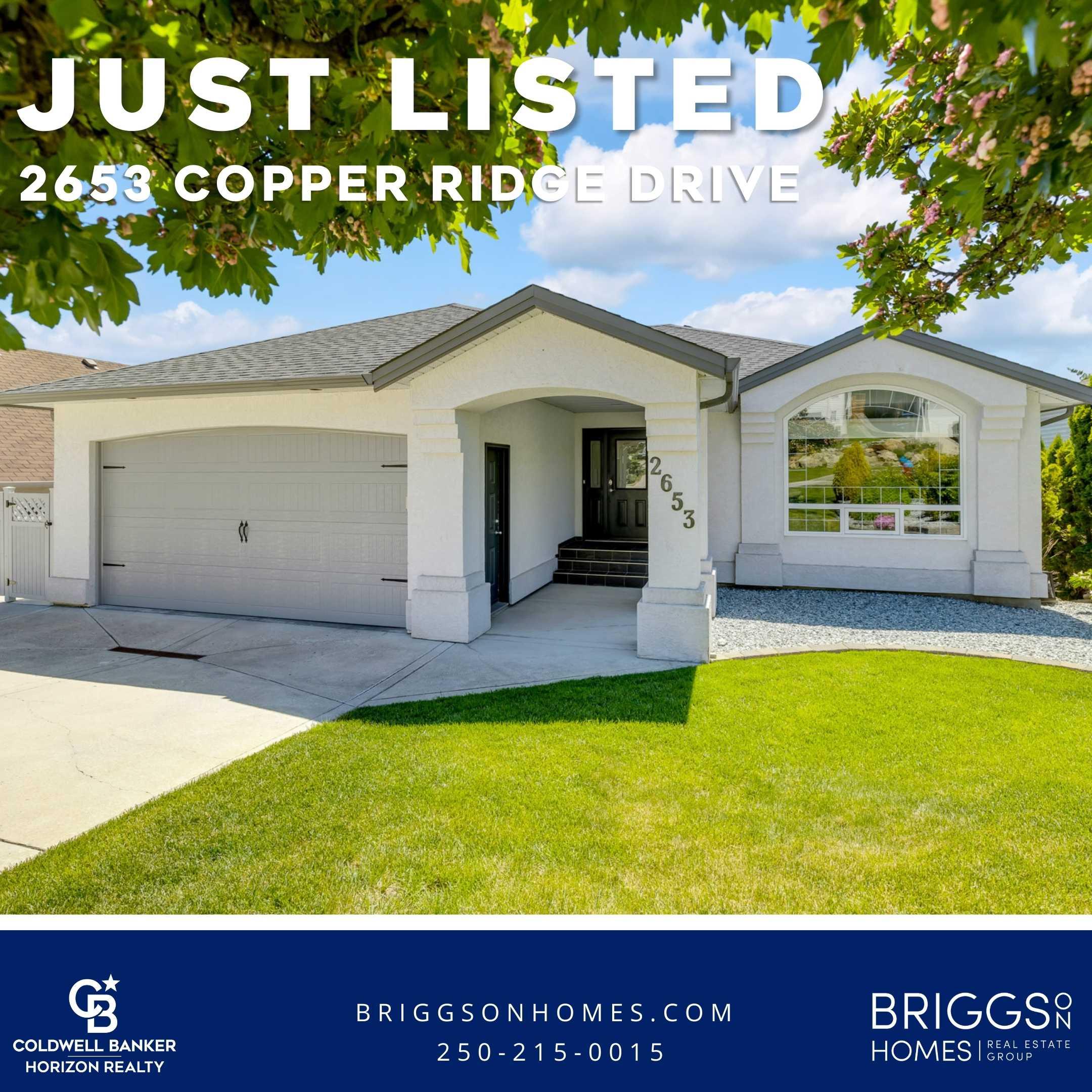 2653 Copper Ridge Dr