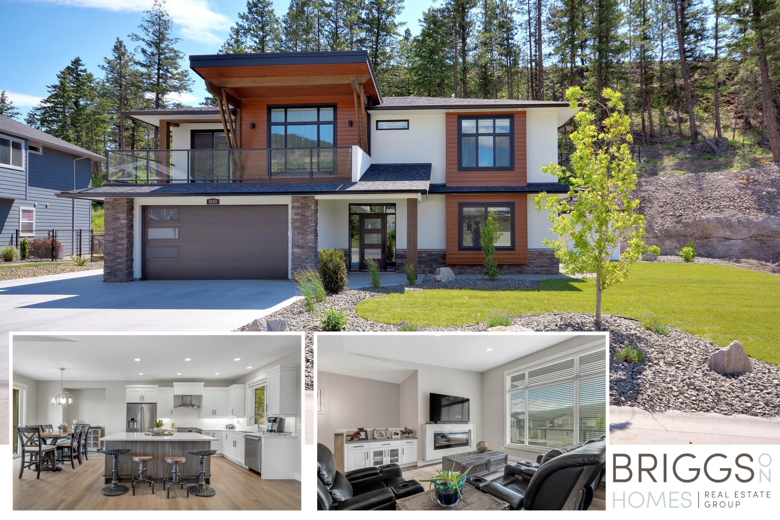 Just Listed Stylish home with suite