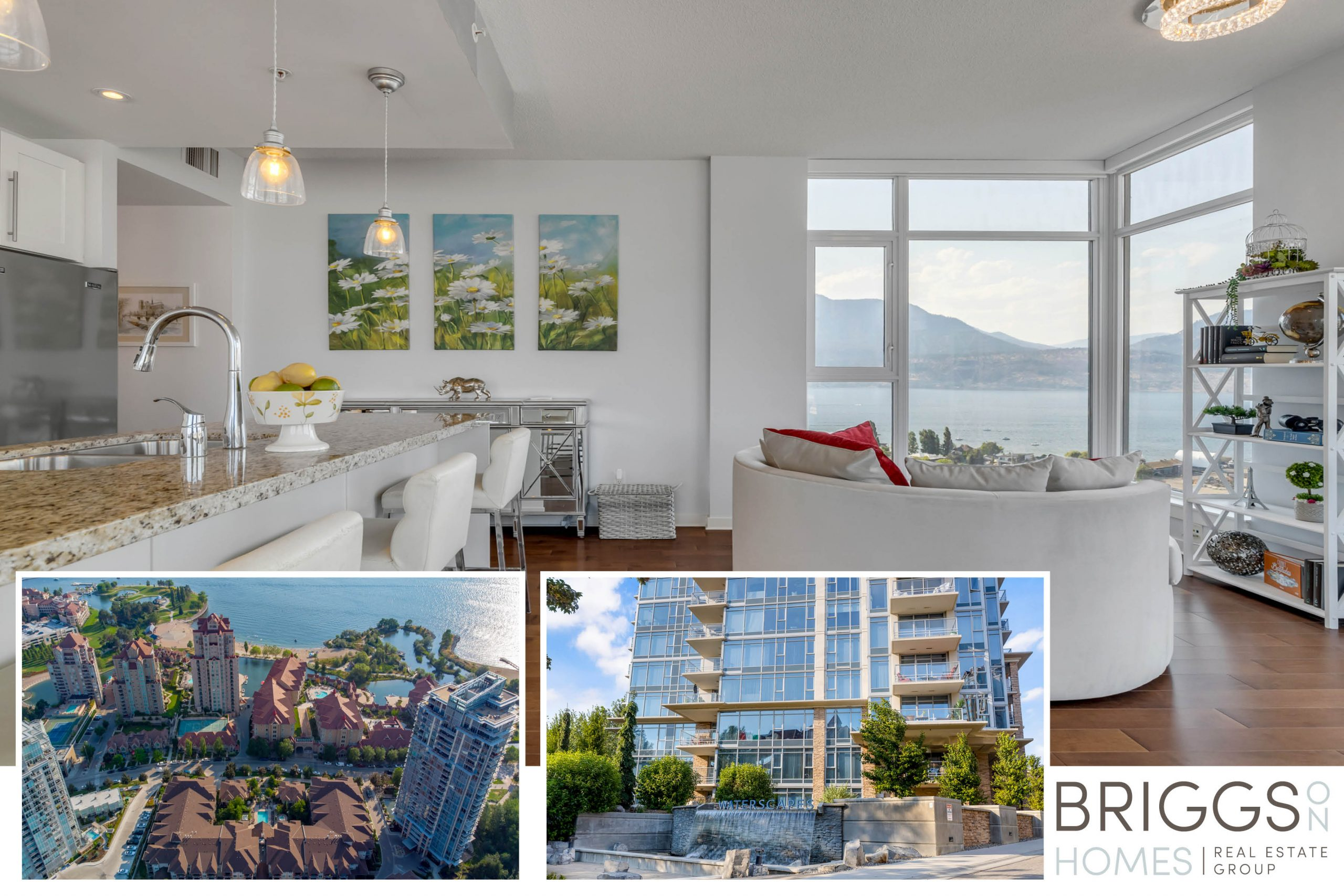 Just Listed Beautiful condo at Skye Waterscapes