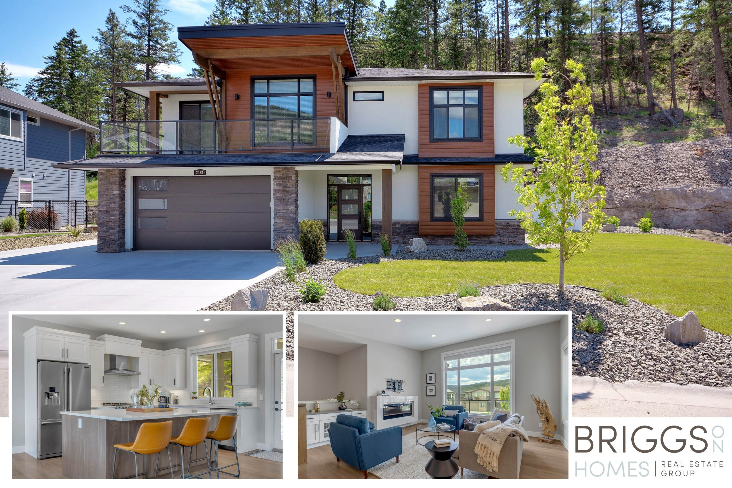 Just Listed! Stylish new home with suite