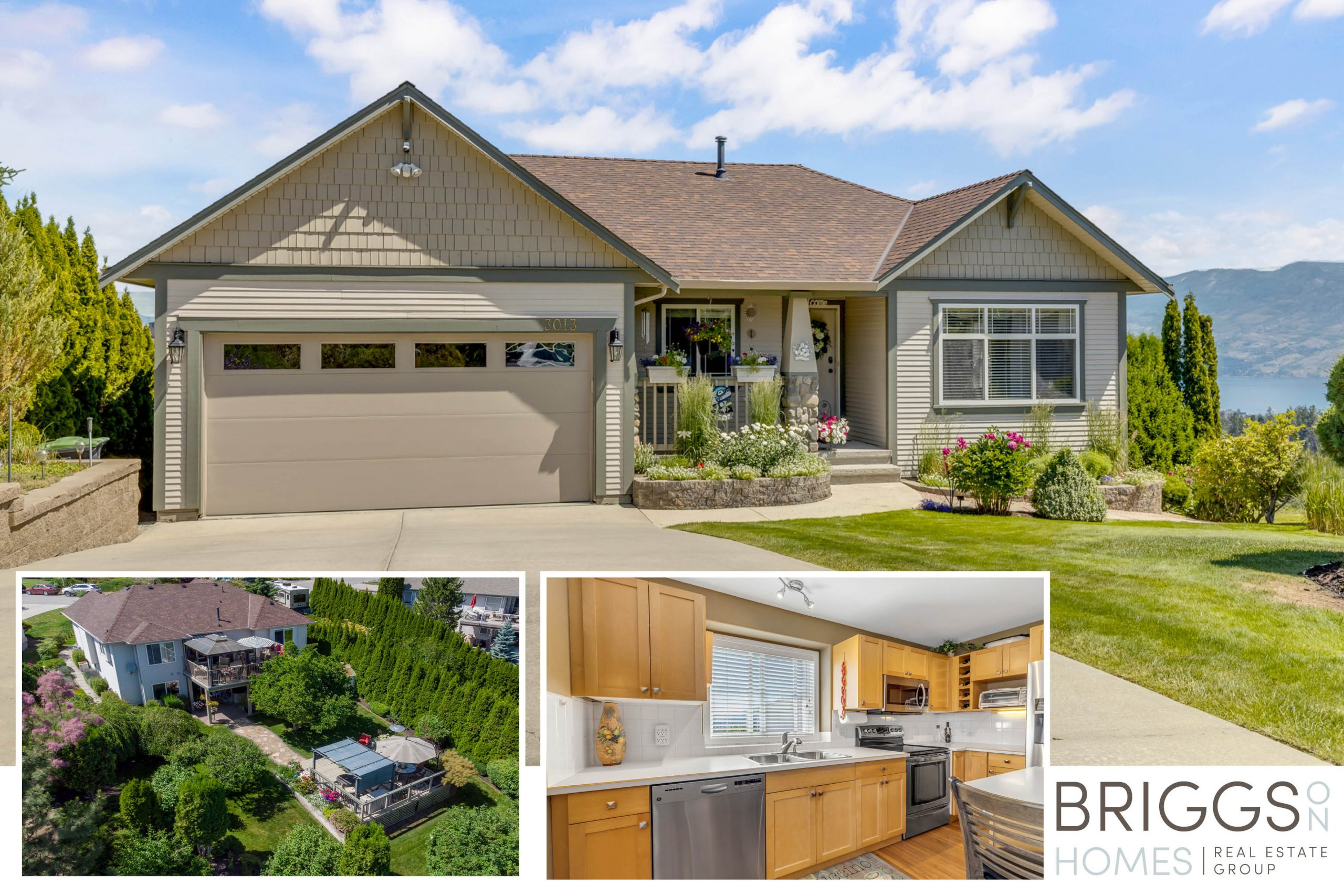 Just Listed! Lovely walkout rancher